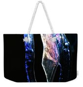 Glass Icicles Weekender Tote Bag