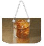 Glass Of Whisky 2010 Weekender Tote Bag