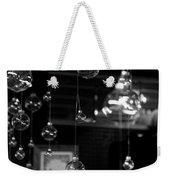 Glass Ornaments Weekender Tote Bag