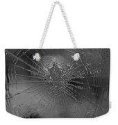 Glass Spider Weekender Tote Bag