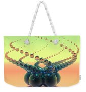 Glass Twirl  Weekender Tote Bag
