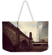 Glass View Weekender Tote Bag by Katie Cupcakes