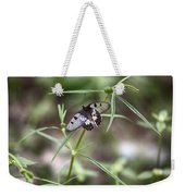 Glass-wing Butterfly Weekender Tote Bag