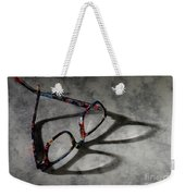 Glasses 1b Weekender Tote Bag
