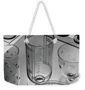 Glasses And Crystal Vases By Walter D Teague Weekender Tote Bag