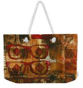 Glasses Weekender Tote Bag