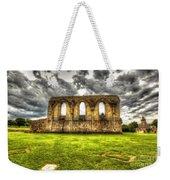Glastonbury Weekender Tote Bag