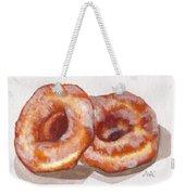 Glazed Donuts Weekender Tote Bag