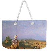 Gleaning Weekender Tote Bag