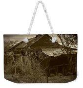 Gleason Ghost Town Weekender Tote Bag
