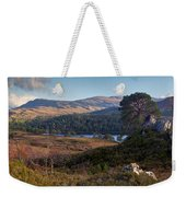 Glen Affric Panorama II Weekender Tote Bag