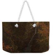 Glen Ellis Falls Weekender Tote Bag