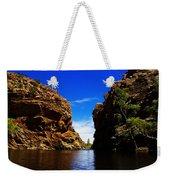 Glen Helen Gorge-outback Central Australia V2 Weekender Tote Bag