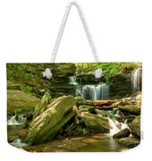 Glen Leigh Cascades Weekender Tote Bag