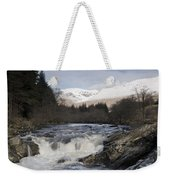 Glen Orchy Scotland Weekender Tote Bag