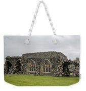 Glenluce Abbey - 1 Weekender Tote Bag