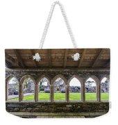 Glenluce Abbey - 4 Weekender Tote Bag