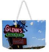 Glenns Bakery Weekender Tote Bag