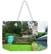 Glenveagh Garden Gate Weekender Tote Bag