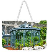 Glenveagh Garden Gazebo - Irish Art Weekender Tote Bag