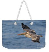 gliding by Pelican Weekender Tote Bag