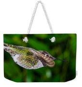 Gliding Hummingbird Weekender Tote Bag