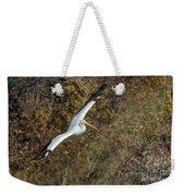 Gliding Pelican Weekender Tote Bag