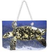 Gliding Sea Turtle Weekender Tote Bag