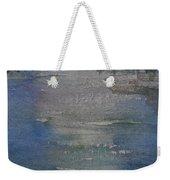 Glimmering Water Weekender Tote Bag