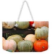 Glistening Gourds Weekender Tote Bag