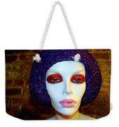Glitter Gal Weekender Tote Bag