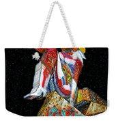 Glitter Gulch Girl Weekender Tote Bag