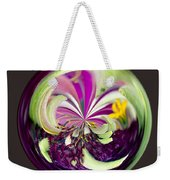 Global Beauty Weekender Tote Bag