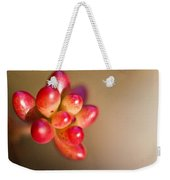 Globules Of Sedum 1 Weekender Tote Bag