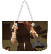 Gloria Estefan And The Miami Sound Machine Weekender Tote Bag