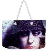 Gloria Swanson Oil Weekender Tote Bag