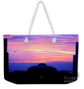 Glorious Boston Sunrise Weekender Tote Bag
