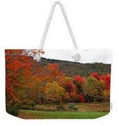 Glorious Fall Leaves Weekender Tote Bag