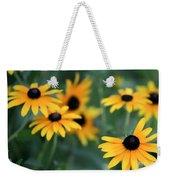 Glorious Garden Of Black Eyed Susans Weekender Tote Bag