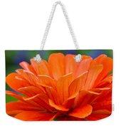 Glorious Orange  Weekender Tote Bag