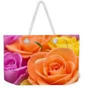 Glorious Roses Weekender Tote Bag