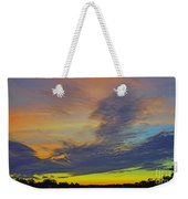 Glorious Sunset Weekender Tote Bag