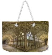 Gloucester Cathedral Cloisters Weekender Tote Bag