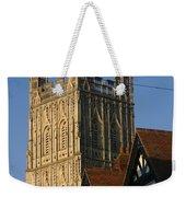 Gloucester Cathedral Spire Weekender Tote Bag