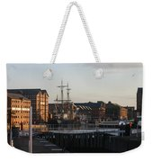 Gloucester Docks 3 Weekender Tote Bag