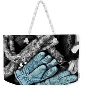 Gloves And Frost Weekender Tote Bag