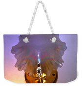 Glow And Lighten The World Weekender Tote Bag