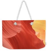 Glow Under The Desert Floor Weekender Tote Bag