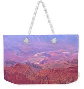 Glowing Colors Of The Grand Canyon Weekender Tote Bag