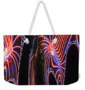 Glowing Curves Weekender Tote Bag